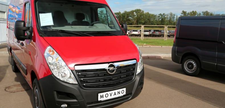 Opel Movano – synergia francuskiego stylu i niemieckiej precyzji