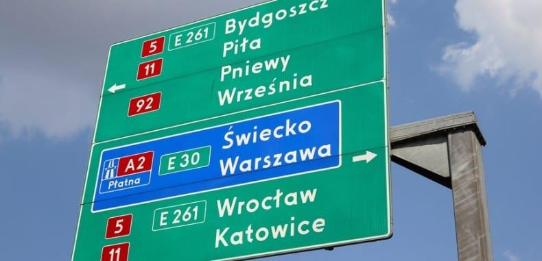 Słony rachunek za komfort jazdy autostradą – kolejna podwyżka na A2