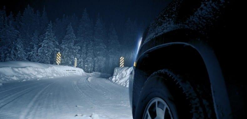Kwestia oświetlenia auta