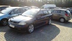 Opel Astra - Arkoss