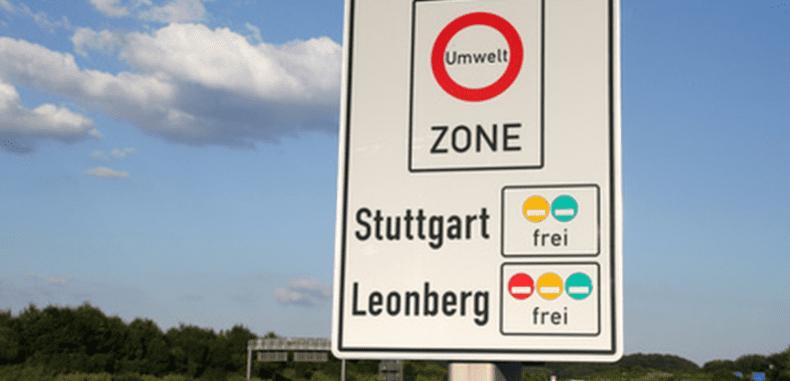 Umweltzone – niemiecki patent na czyste powietrze