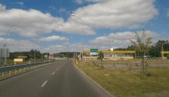 Przejście Graniczne Szczecin - Lubieszyn. Początek drogi do Świnoujścia