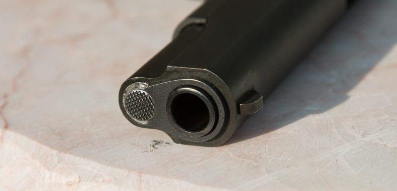 Przewożenie broni środkami transportu publicznego