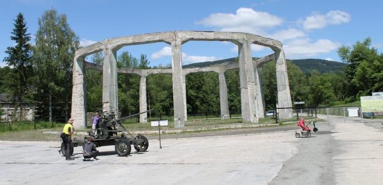 Riese – tajemnice II wojny wykute w skale