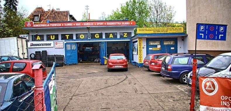 Mechanika pojazdowa w Bydgoszczy