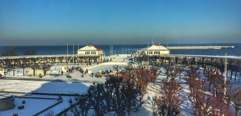 Zimowy urlop w Sopocie?