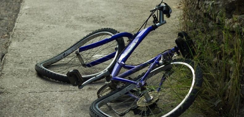 Kto zapłaci za stłuczkę spowodowaną przez rowerzystę?