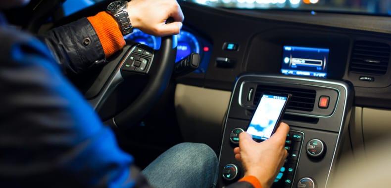 Kilka androidowych aplikacji dla kierowców
