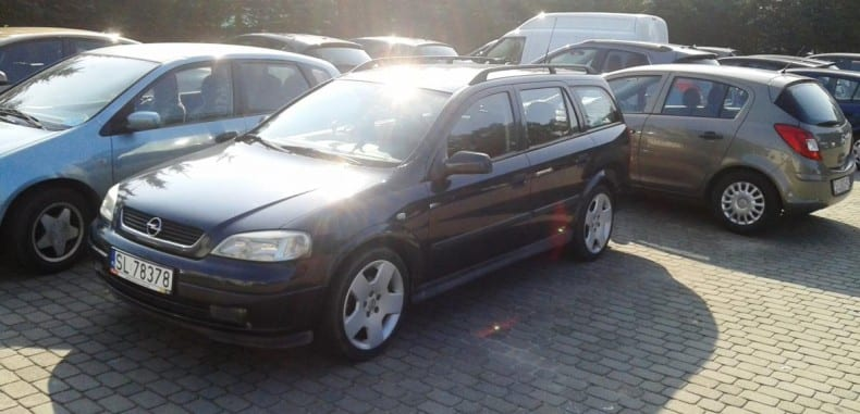Misja: Tani i wygodny Opel