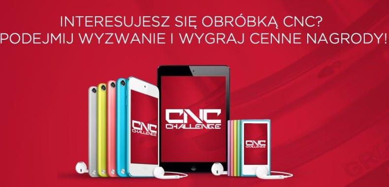 Pierwszy w Polsce konkurs z zakresu wiedzy o obróbce CNC