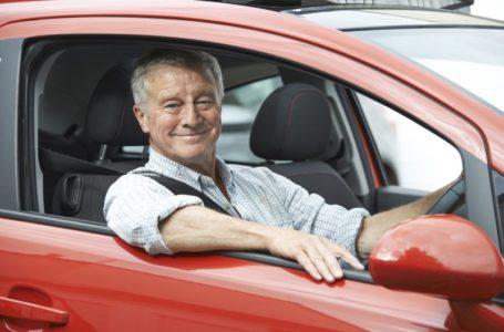 Starszy kierowca – mniejszy refleks?