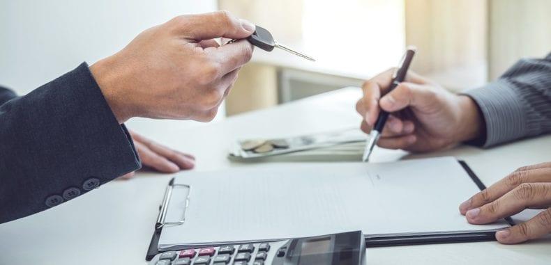 Wypożyczalnia samochodów a zwrot kosztów podróży służbowej