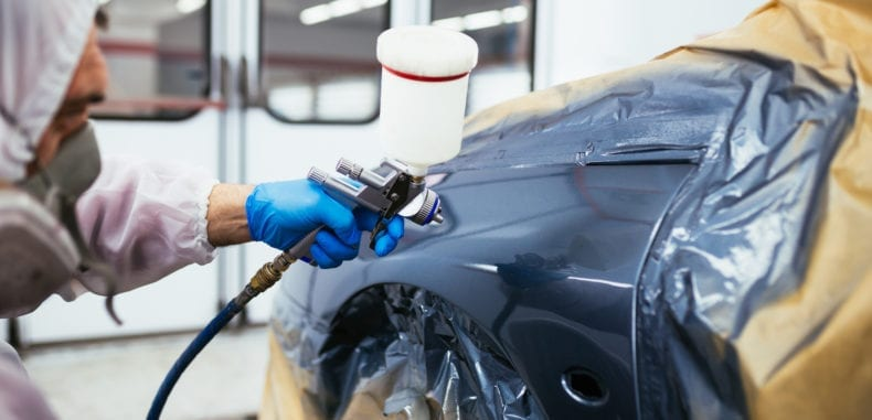 Jak zostać lakiernikiem samochodowym?