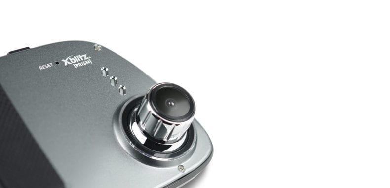 Kamera samochodowa montowana na lusterku wstecznym samochodu – Xblitz Prism