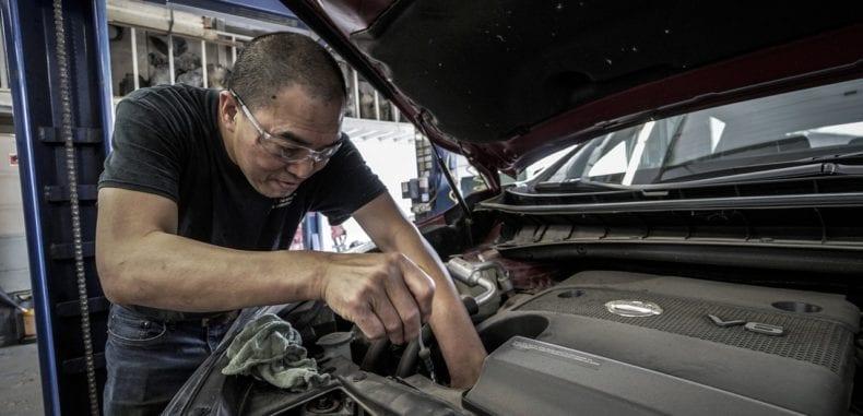Filtry DPF i katalizatory w samochodzie