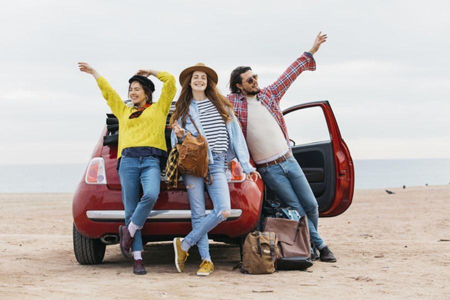 Weekendowy wyjazd ze znajomymi? Sprawdź, jakie auto wypożyczyć
