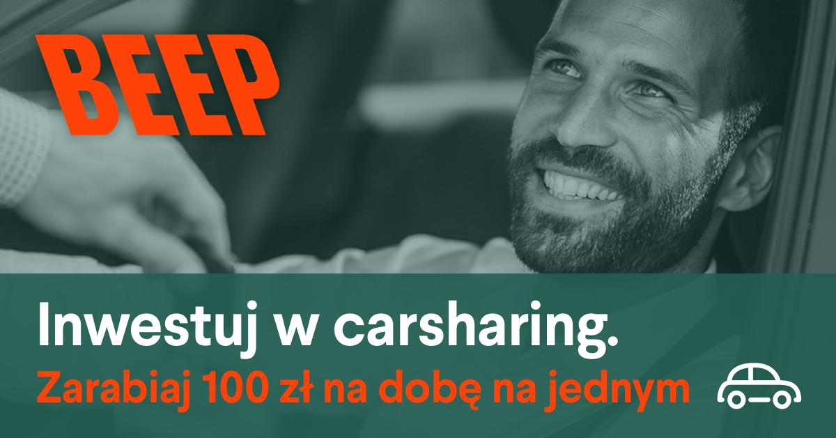 Jak zarobić na wynajmie samochodu?