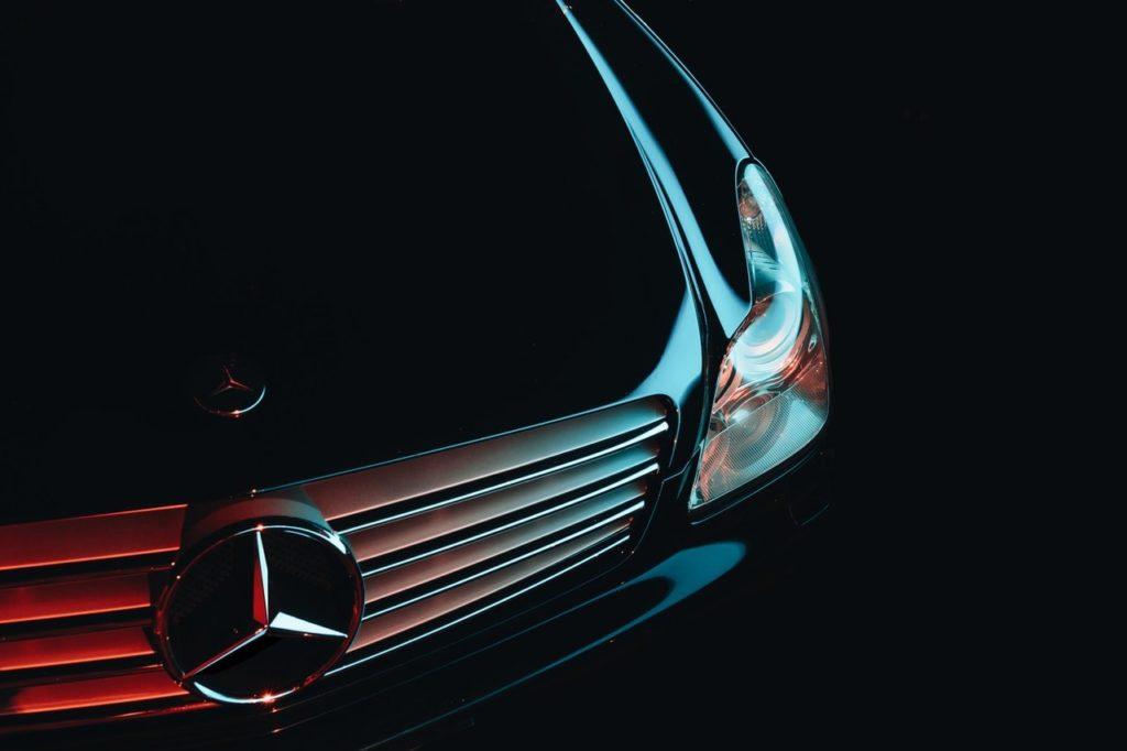 Gadżet Mercedes